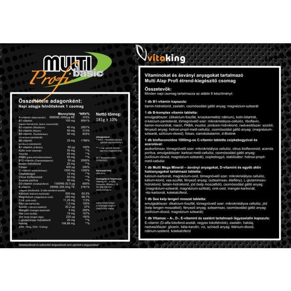Vitaking Profi Multi Basic 30x