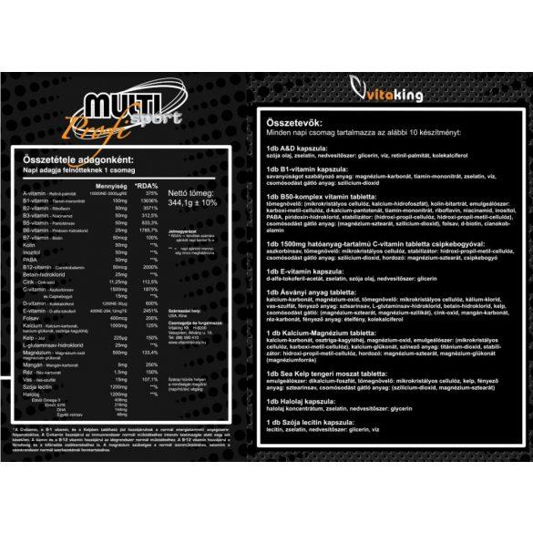 Vitaking Profi Multi Sport 60x