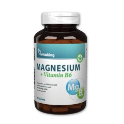 Vitaking Magnézium citrát+B6 vitamin 90x