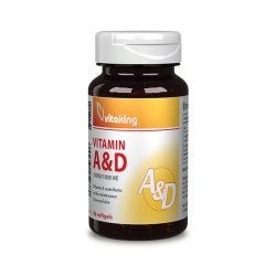 Vitaking A&D vitamin 60x