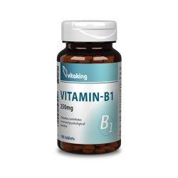 Vitaking B1-Vitamin 250mg 100x