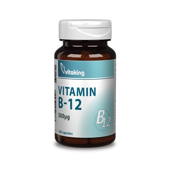 Vitaking B-12 vitamin 100x