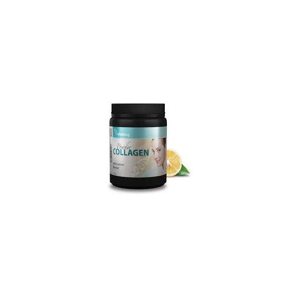 Vitaking Kollagén italpor citromos 330mg