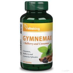 Vitaking Gymnemax 60x - étvágycsökkentő, vércukorszint normlizáló, édesség iránti vágy leküzdésére