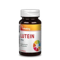 Vitaking Lutein és zeaxantin 20mg 60 db