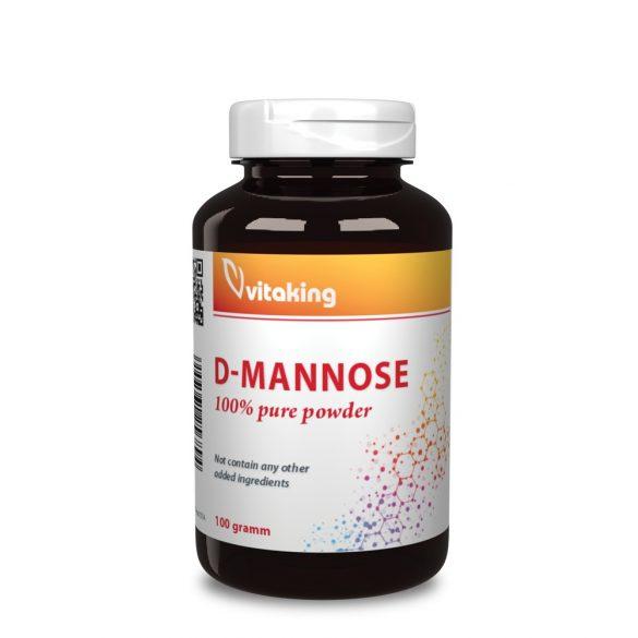 Vitaking D-Mannose Por 100g