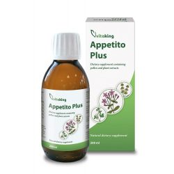 Vitaking Appetito Plus Szirup 200 ml