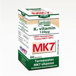 JutaVit K2 vitamin 120 μg, 60x